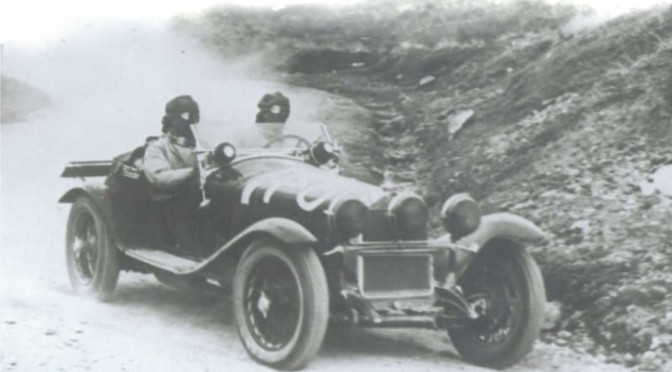 Legend: History of 1000 Miglia