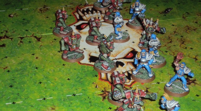 Blood Bowl (3rd edition)