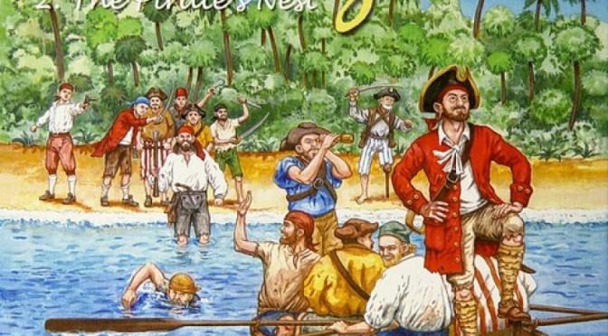 Cartagena 2: il covo dei pirati