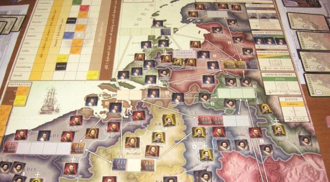 Revolution: the dutch revolt 1568-1648