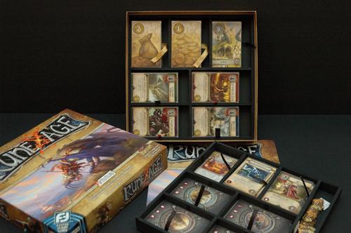 Rune Age - la scatola