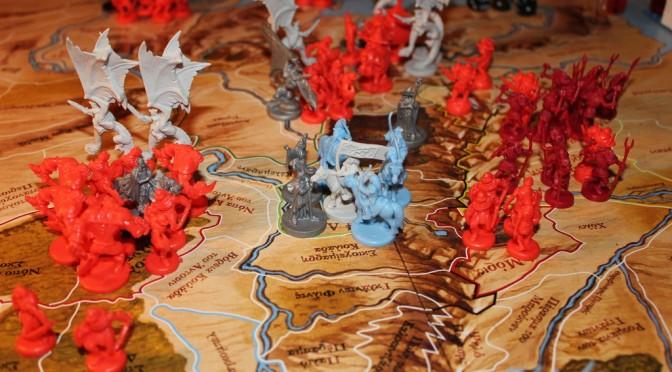 La guerra dell'Anello (Prima edizione)