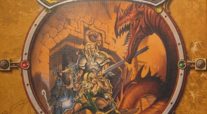 Runebound (Seconda Edizione)