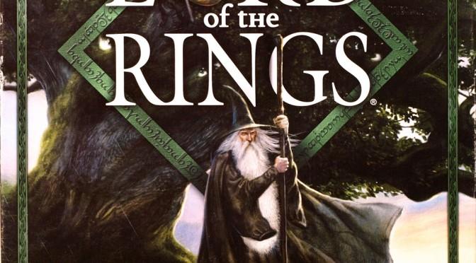Il Signore degli Anelli - la scatola
