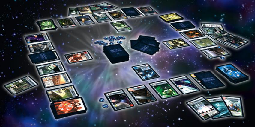Race for the Galaxy - la plancia
